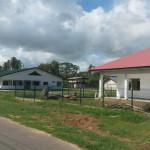 multifunctionele gebouw en ambtswoning in aanbouw1